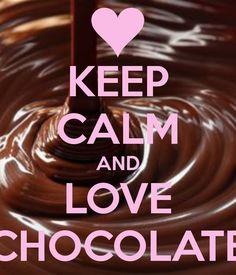love chcolate