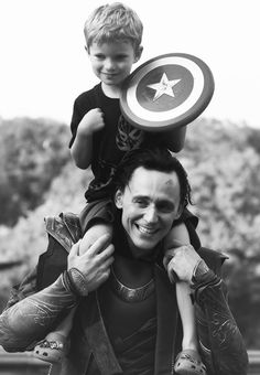 I chose a side, put on my Loki's Army shirt, and fell madly in-love with Tom Hiddleston.