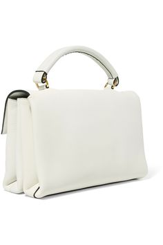 Shop on-sale Marni Leather tote . Browse other discount designer Totes & more on The Most Fashionable Fashion Outlet, THE OUTNET.COM