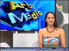 "Entrevista A Giselle Tavera En ""Arte Y Medios"" #Video"
