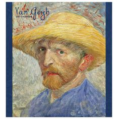 Van Gogh 2017 Wall Calendar - Detroit Institute of Arts Museum Shop