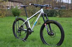 NS Bikes Surge Hardtail Enduro
