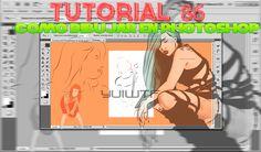 Tutorial 86 - Como dibujar en photoshop by YuiWTF.deviantart.com on @DeviantArt