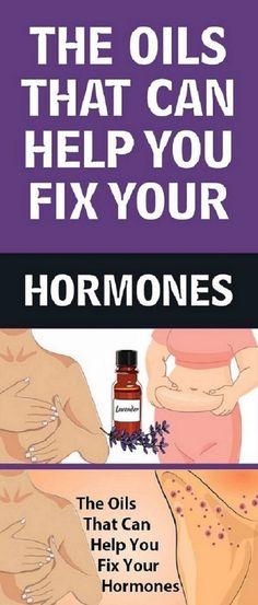 The Oils That Can Help You Fix Tour Hormones #TheOilsThatCanHelpYouFixTourHormones