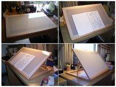 Table Top Easel Plans Free WoodWorking Projects amp Educao