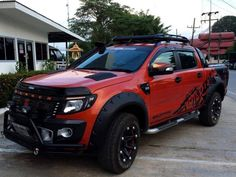 ford ranger red 2016 - Google Search
