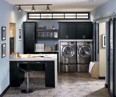 laundry room/craft room
