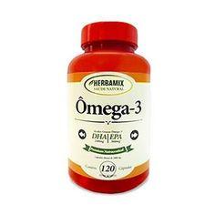 O Ômega 3 possui uma grande gama de benefícios para a saúde , sendo hoje inclusive sugerido seu uso pela OMS (Organização Mundial da Saúde) em todas as idade como uma forma de prevenir diversas doenças em especial os problemas cardíacos auxiliando na diminuição do colesterol e triglicerídeos. Cuide da sua Saúde com Produtos de Qualidade... Temos mais ofertas para você ficar em dia com sua Saúde. Confira!  http://www.maissaudeebeleza.com.br/p/221/omega-3-1000mg-com-120-capsulas