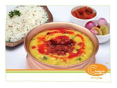 Yellow Dal Double Tadka