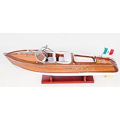 Riva Aquarama model boat