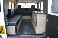 Land Rover Defender Camper Conversion by Poppit Campers 2 Berth Overland Bespoke