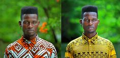 African Men Fashion...