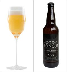 μπίρα με τρούφα: Μoody Τongue Shaved Black Truffle Beer Corona Beer, Kombucha, Assessment, Beer Bottle, Red Wine, Alcoholic Drinks, Label, Glass, Drinkware