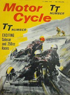 Motorcycle Posters, Motorcycle Art, Bike Art, Vintage Ads, Vintage Posters, Side Car, Poster Ads, Classic Bikes, Travel Posters
