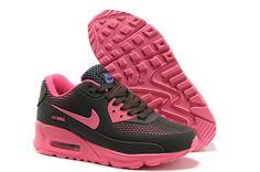 detailed pictures b5ec6 efb73 2013 Air Max 90 Charcoal Pink Women s Sneakers Cheap Nike Air Max, Nike Air  Max