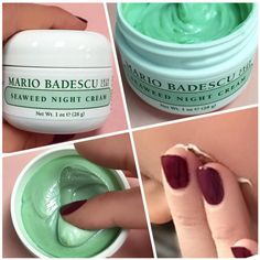 People are saying WHAT about the oil-free Seaweed Night Cream? Got a sample, loved it. Mario Badescu Review, Diy Beauty, Beauty Skin, Beauty Ideas, Indoor Aquaponics, Aquaponics System, Cream For Oily Skin, Anti Aging Night Cream, Seaweed