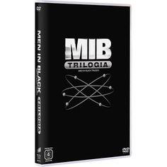 Box MIB: Trilogia (3 DVDs)