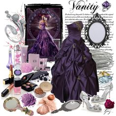 Here's the 2nd set for my 7 deadly sins series based on blackeri's graphic. hope you like it!  ===== VANITY =====  In almost every list pride (or hubris or vani...