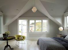 Attic Bedroom, San Francisco, Butler Armsden Architects | Remodelista Architect / Designer Directory