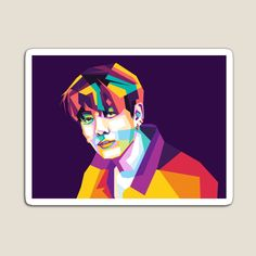 Canvas Prints, Art Prints, Jung Kook, Top Artists, Magnets, Vibrant Colors, My Arts, Printed, Awesome