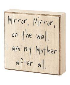 @Lindsey Carter    @Sawyer Poitra    'Mirror, Mirror on the Wall'   :)