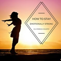 How to stay emotionally strong in a foreign country Vienna, Health Tips, Traveling, Advice, Strong, Country, Movie Posters, Viajes, Tips