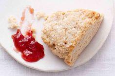 Cream Tea Scones | King Arthur Flour: The simplest of all scones: flour, sugar, salt, leavening, and cream. Wonderfully tender and tasty!