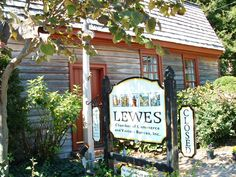 A Pictorial Tour of Historic Lewes Delaware