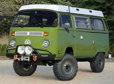 Volkswagen – One Stop Classic Car News & Tips Vw Camper Bus, Volkswagen Bus, Vw Bus T2, Vw T1, Campers, Wolkswagen Van, Kombi Trailer, Kombi Pick Up, Vw California T6