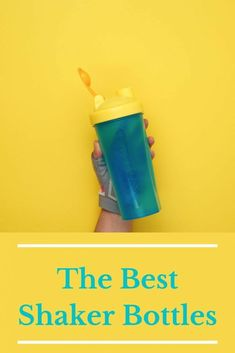 Best Blender Bottles for Protein Shakes - Bee Healthy Mama