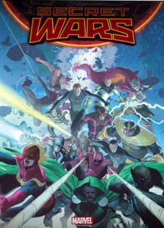 Marvel gathers together top talent to discuss the ongoing Black Vortex, and the lead up to mega-event Secret Wars
