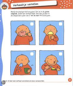 logische volgorde tanden poetsen Science, Dental Health, Pre School, Comics, Health Education, Teeth, Oral Health, Cartoons