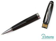 Bolígrafo USB de 4 GB.