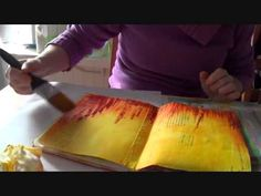 "Art Journal: ""Wait Patiently"" - YouTube"