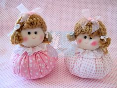 sewing video tutorial for dolls Tiny Dolls, Soft Dolls, Diy Home Crafts, Doll Crafts, Homemade Dolls, Unique Baby Shower, Crochet Home, Xmas Ornaments, Fabric Dolls