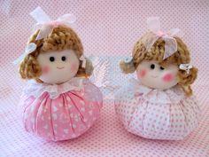 Örgü Saçlı Bebek Kese / En Yeni Model Bebek Şekerleri - Masal Bebek