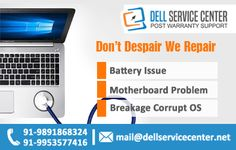 Dell is the most popular one due to its rich features. Like any electronic device, the Dell laptops may also face issues over a period. If you face such situation then you should run to the Dell Laptop service center, Noida.