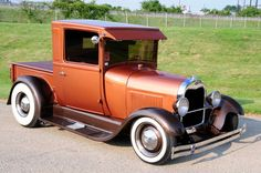 Hitting the road in Mikael Bjork's 1928 Ford pickup - Hot Rod Network