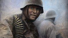 Imagenes perdidas de la batalla de Stalingrado