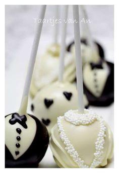 Baking Recipes, Cake Recipes, Dessert Recipes, Cute Cakes, Yummy Cakes, Wedding Cake Pops, Wedding Cakes, Strawberry Cupcakes, Cake Boss