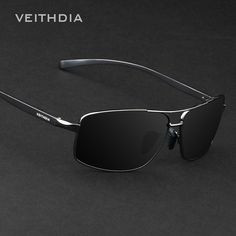 0c0d109b40 VEITHDIA Aluminum Magnesium Brand New Polarized Men s Sunglasses 3 Color Sun  Glasses Men Driving Goggle Eyewear