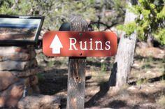 JD's Scenic Southwestern Travel Destination Blog: Grand Canyon South Rim ~ Tusayan Ruins Museum & Desert View Watchtower!