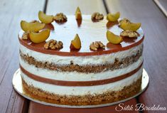 Bolo Original, Hungarian Recipes, Dessert Table, No Bake Cake, Cake Recipes, Food And Drink, Cookies, Sweet, Decorating