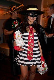 awesome mask costume idea!