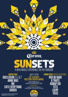 A new music experience on the horizon #coronasunsets #corona #coronaextra