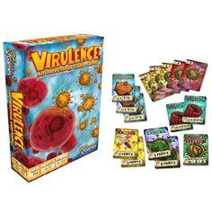 Virulence: An Infectious Card 2020