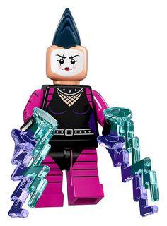 BATMAN CHRISTMAS SANTA SUIT MINI FIGURE USA SELLER NIP CAN PLAY WITH LEGOS