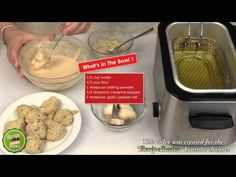 Should you really like frying an individual will appreciate our website! Deep Fried Mushrooms, Stuffed Mushrooms, Fried Mushroom Recipes, Deep Fryer Recipes, Poutine Recipe, Deep Frying, Cast Iron Recipes, Pub Food