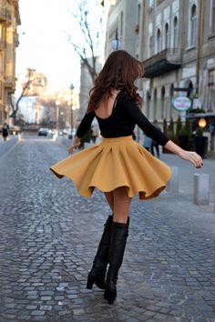 Glamour femenino