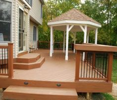 Multi Deck Gazebo Architects